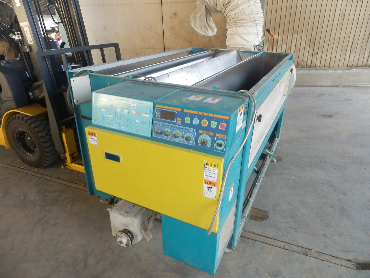 中古乾燥機 サタケGDR18AZⅡ 18石 200V1.2KW
