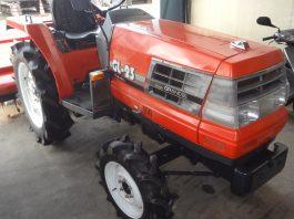 中古トラクター クボタ GL23BSMAX RL16G 23馬力