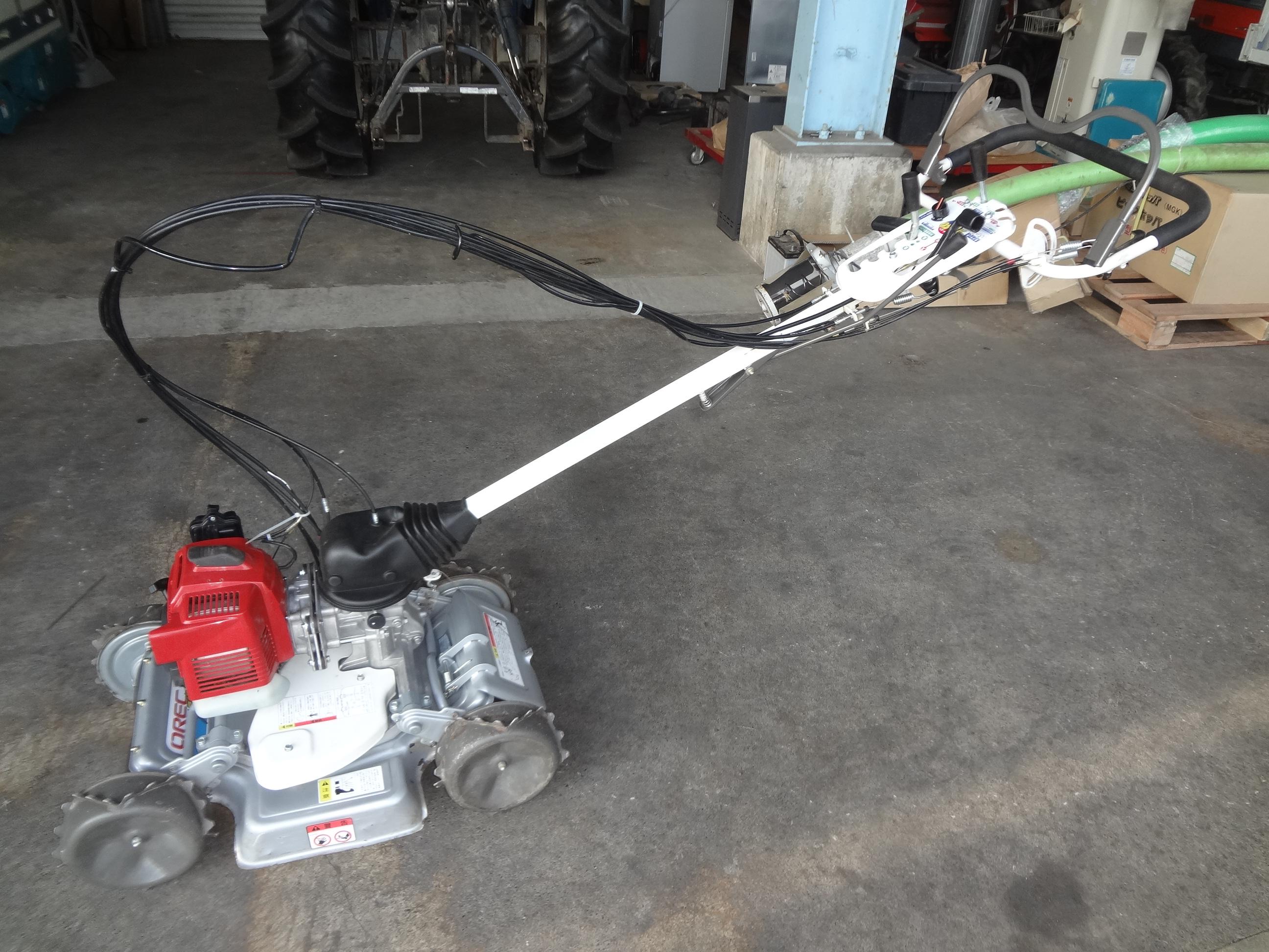 中古斜面草刈り機 オーレックSP650 50ccエンジン 刈幅50cm