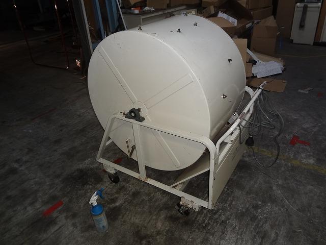 吉徳農機 中古土混合機 RXD180 育苗土3反分用 3相200V