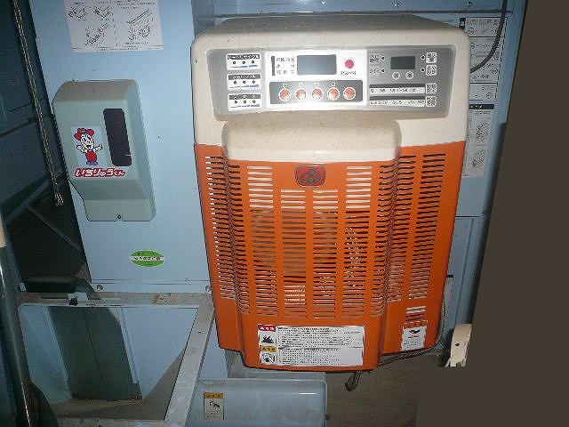 イセキ乾燥機30石 GML30H3 ヒートリサイクル 3相200V1.92Kw