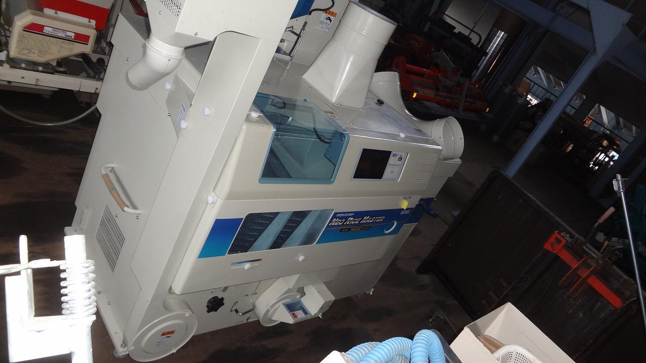 中古籾摺り機 4インチ NRZ450GXAK 現行機種 3相200V3.1Kw