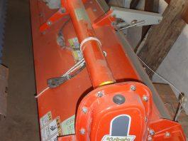 ハロー 2m クボタKB用 HSK2008BA A1クイック イセキにも付きます