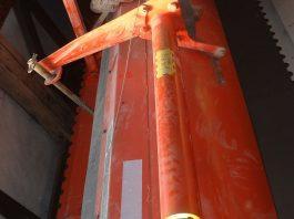 ハロー 2.2m クボタBクイック HR2200BKA GL用オート装置付