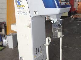 選別計量器 イセキ ポリメイト LTB35 袋キャッチャー付き