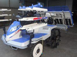 中古田植え機 たった54時間 6条植え NP60GNL イセキ 20馬力